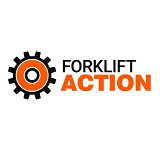 Forklift Action at Home Delivery World 2019
