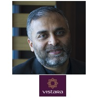 Ravinder (Ravi) Pal Singh, Chief Information & Innovation Officer, Vistara (TATA SIA Airlines Limited)