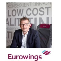 Thorsten Dirks, Board Member & Eurowings CEO, Lufthansa Group