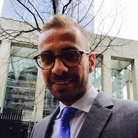 Giovanni Ferrante, Marketing Manager - APAC, CIPS Australasia