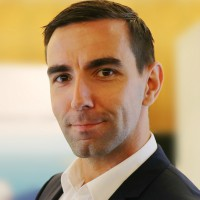 Christian von der Ropp at Telecoms World Middle East 2018