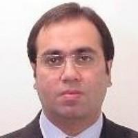 Adil Rashid at Telecoms World Middle East 2018