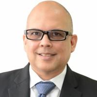 Karan Ponnudurai at Telecoms World Middle East 2018