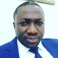 Edmund Barwuah at Seamless East Africa 2018