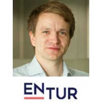 Endre Sundsdal | CTO | Entur A/S » speaking at World Rail Festival