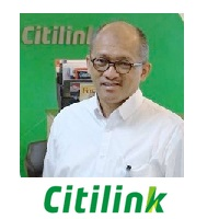 Juliandra Nurtjahjo, President & Chief Executive Officer, Citilink Indonesia