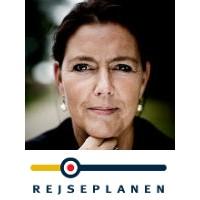 Christina Hvid, CEO, Rejseplanen A/S