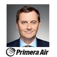 Hrafn Thorgeirsson, Chief Executive Officer, Primera Air