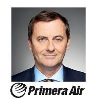 Hrafn Thorgeirsson, Chief Executive Officer, Primera Air