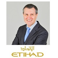 Gilles Mascaras, Head of Product - Digital Transformation & Innovation, Etihad