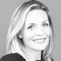 Nicole Howell Neubert at Accounting & Finance Show LA 2018