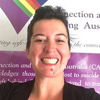 Bella Broadway, Founder/Principal Consultant, Connection & Wellbeing Australia (CAWA)