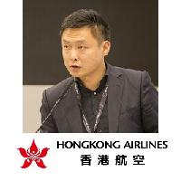 Pacino Qin at Aviation Festival