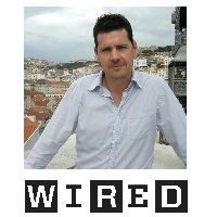 Greg Williams, Editor -In-Chief, Wired