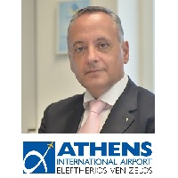 George Demetriades, Director of Information Technology and Telecommunications Business Unit, Athens International Airport