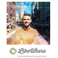 Simon Dempsey, Founder and CEO, LikeWhere