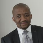 Tshepo Kgobe at Africa Rail 2018