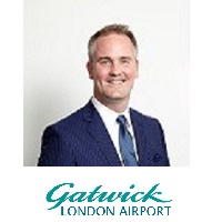 Cathal Corcoran, Chief Information Officer, Gatwick Airport