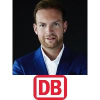 Manuel Gerres, Managing Director Deutsche Bahn Digital Ventures & Head of New Digital Business, Deutsche Bahn
