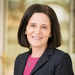 Dr Nancy Valente, Vice President, Global Product Development, Hematology/Oncology; Head Hematology Development, Genentech