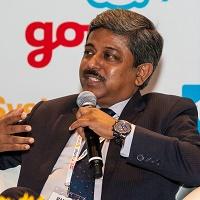 Manish Sinha at Aviation Festival Asia 2018