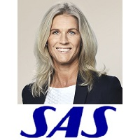 Annelie Nassen, EVP Global Sales & Marketing, Scandinavian Airlines