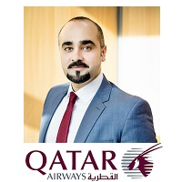 Babar Rahman, Head of Global Sponsorships of C.S.R. and Inflight Entertainment and Connectivity, Qatar Airways