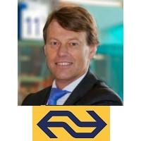 Hessel Dikkers, Chief Information Officer, Nederlandse Spoorwegen