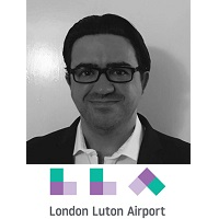 Dougie Anscombe-Stephen, Digital Innovation Lead, London Luton Airport