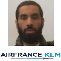 Waïl Benfatma, Artificial Intelligence Program Manager, Air France K.L.M.