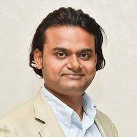 Amit Dhupkar, Head of Group Technology, Singapore Post