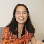 Claire Nguyen Le at World Vaccine Congress Europe