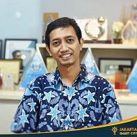 Setiaji, Head of Jakarta Smart City Management Unit, Jakarta Capital City Government