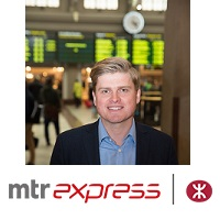 Mats Johannesson, CEO, MTR Express