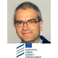 Stefan Jugelt, Project Officer, European Union Agency for Railways