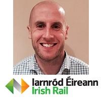 Brian Quinn at World Rail Festival 2018