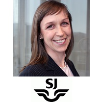 Maria Hofberg, Director of Revenue Management, Pricing & Product, SJ AB