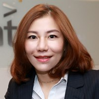 Monsinee Keeratikrainon at Telecoms World Asia 2019