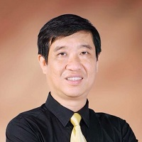 Vu Pham at The Solar Show Vietnam 2018
