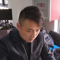 Eric Zhang Heng at Power & Electricity World Vietnam 2018