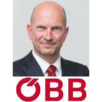 Marcus Frantz, Chief Information Officer, ÖBB Austrian Federal Railways