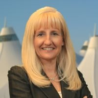 Gisela Shanahan at Aviation Festival Americas 2020