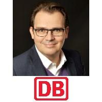 Stefan Stroh, Chief Digital Officer, Deutsche Bahn
