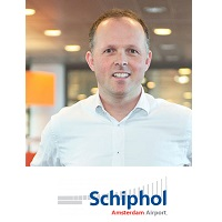 Berend-Jan Rietveld, Head of Aviation Marketing Communications, Royal Schiphol Group