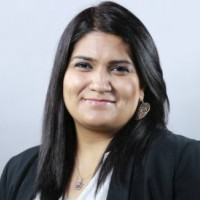 Dr. Asma Salman at Accounting & Finance Show Middle East 2018