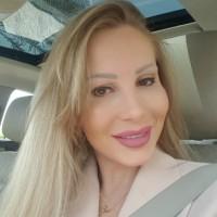 Elena Sorokach at Accounting & Finance Show Middle East 2018
