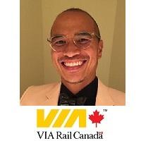 Michael Acosta at World Rail Festival 2018