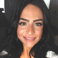 Hana Kasem at Accounting & Finance Show Middle East 2018