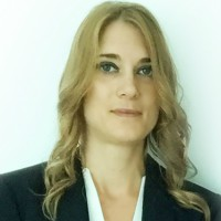 Karin Baggstrom at Accounting & Finance Show Middle East 2018