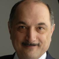 Mehrdad Talaifar at Accounting & Finance Show Middle East 2018